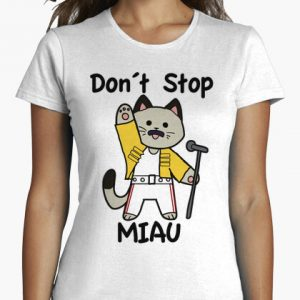 Camiseta Dont Stop Me now divertida